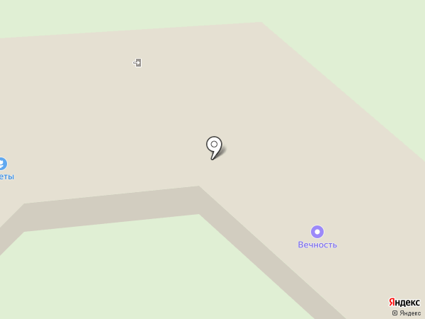 Кузьмоловское кладбище на карте