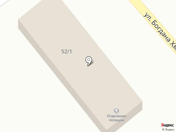 Участковый пункт милиции Беляевского районного отдела ГУМВД Украины в Одесской области на карте