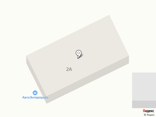 Автомойка на ул. Калинина на карте