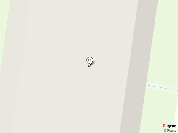 Новое Янино на карте