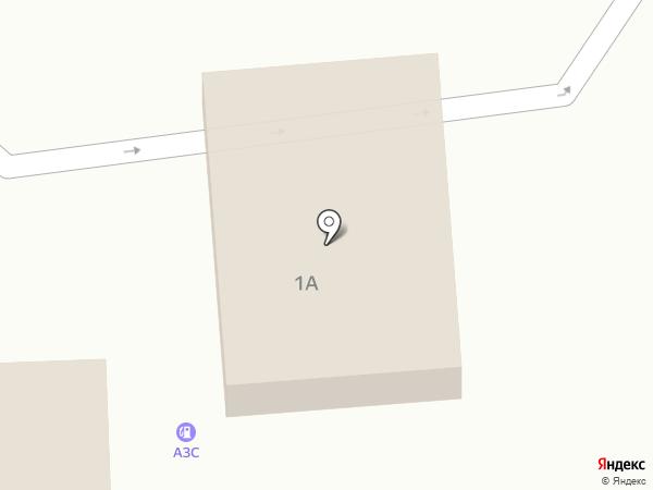 АЗС в переулке Восточном на карте