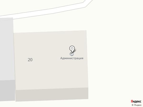 Администрация Хлебодарского сельсовета на карте