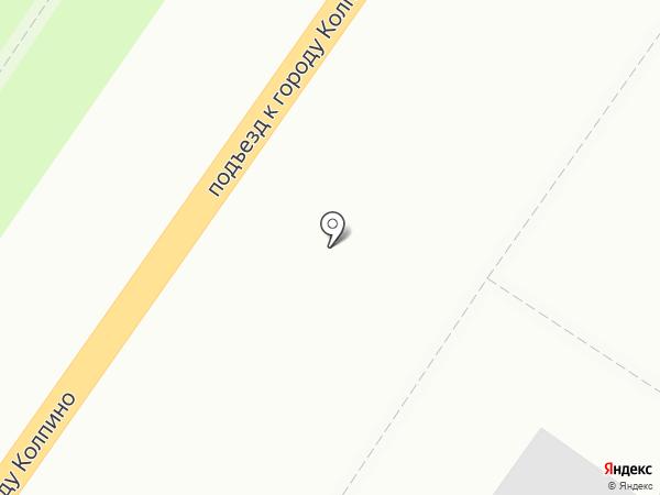 Тельмановская школа искусств на карте
