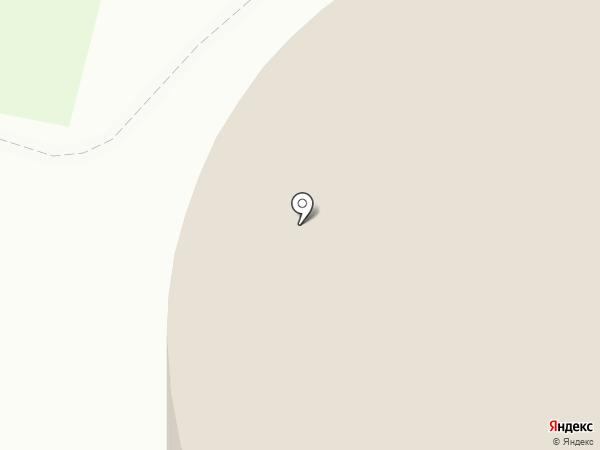 Подземный паркинг на карте