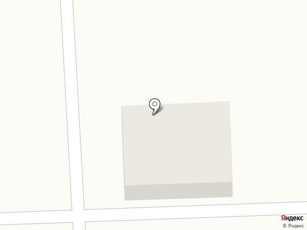 Калиновий кущ на карте
