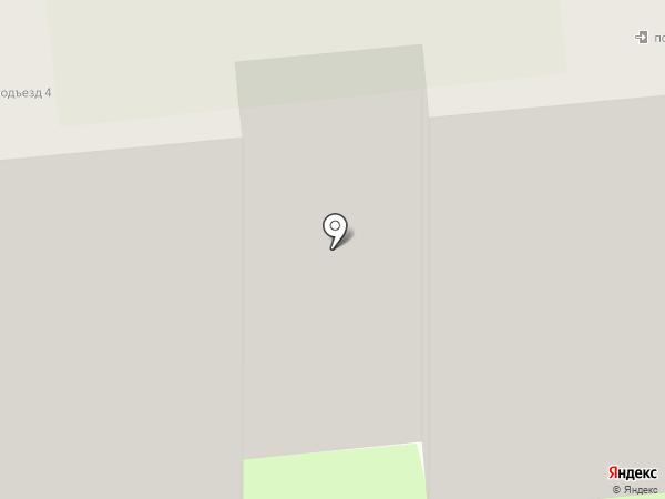 Продуктовый магазин на Октябрьской (Тосненский район) на карте