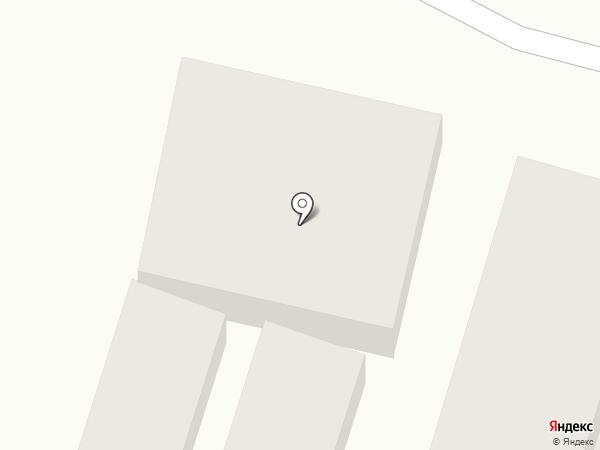 Администрация Нерубайского сельсовета на карте