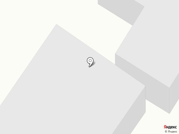 Техно-Магистраль на карте