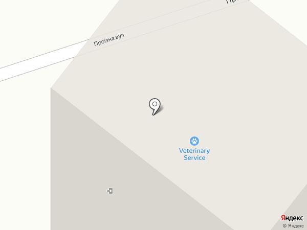 VetService на карте