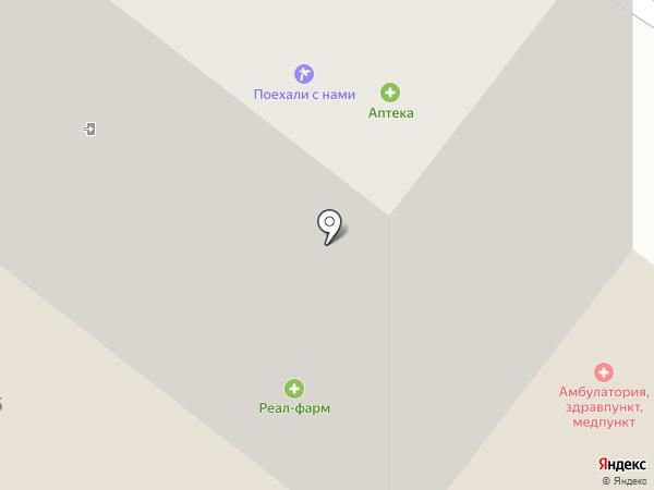 Таврия В на карте