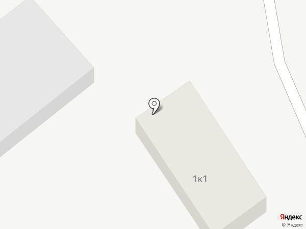 Блаз на карте