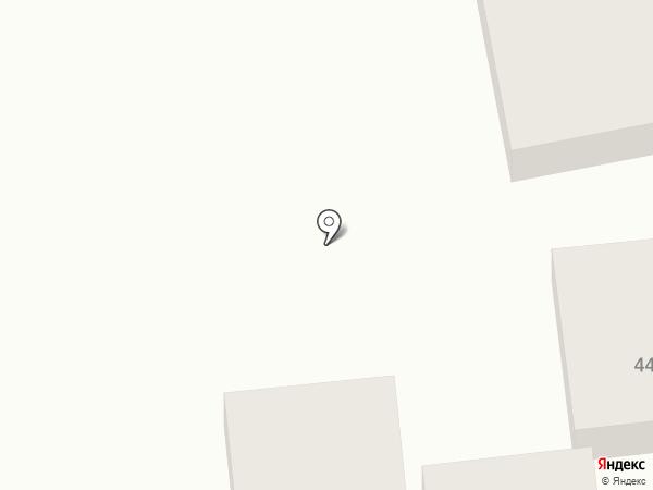 Валдин на карте