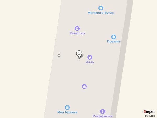 Happy Way на карте