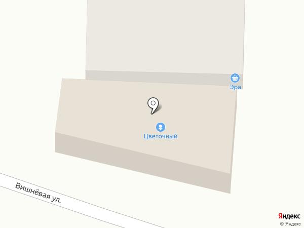 Финод на карте