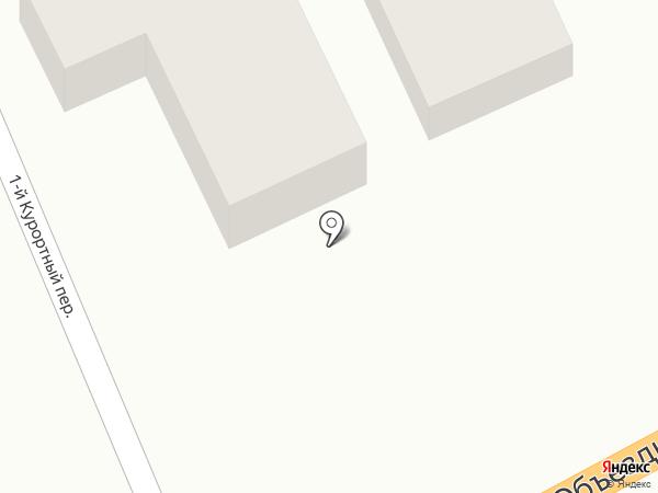 ТВ-дом на карте