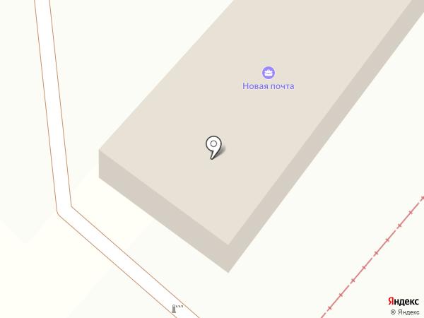 Зеленый Гай на карте