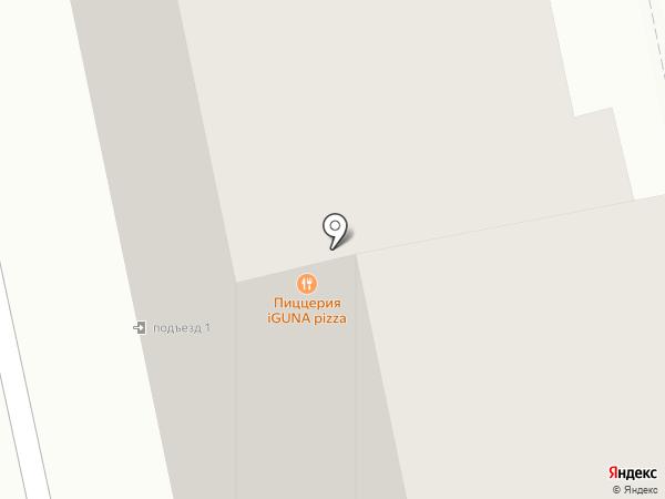 Модный домик на карте