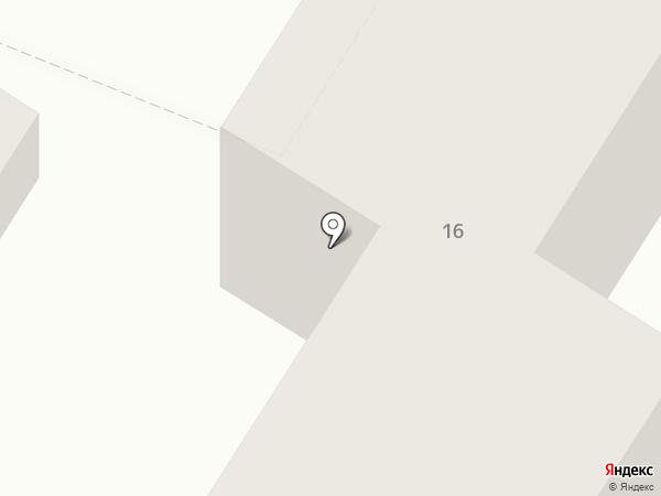 Просто стрижка на карте