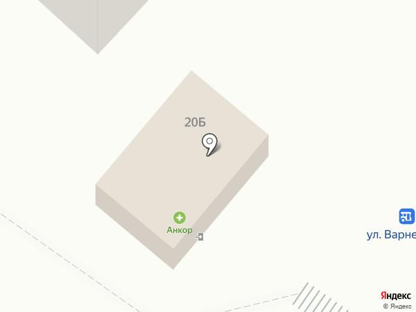 Сеть магазинов разливного живого пива на карте