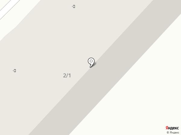 Копир на карте