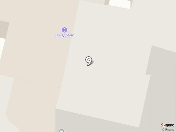 Пантера-Экспресс на карте