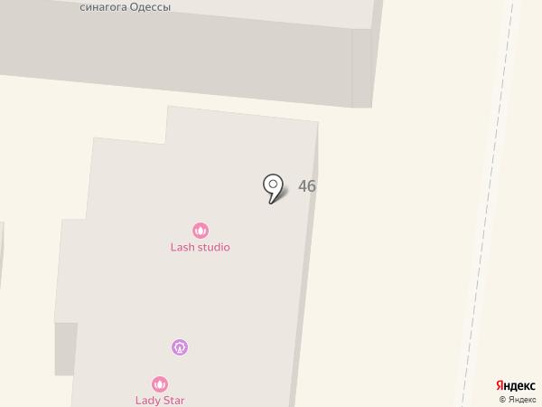 Крик на карте