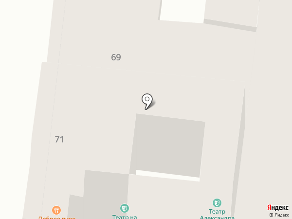 SulRecord на карте
