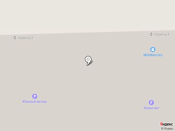 Стела на карте