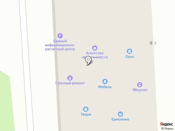 Свой сервис на карте