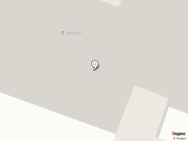 Бомбоубежище на карте