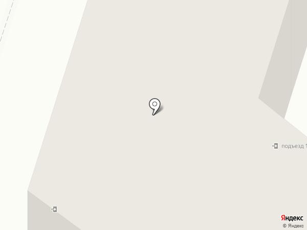 Магазин автозапчастей на Невской (Кировский район) на карте