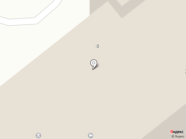 Отдел полиции Управления МВД на карте