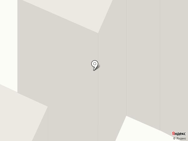 Суворовский на карте