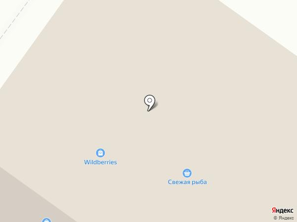 Почтовое отделение №671 на карте