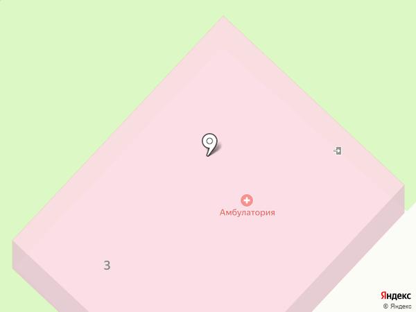 Амбулатория на карте