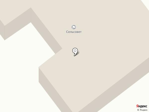 Администрация Фонтанского сельсовета на карте