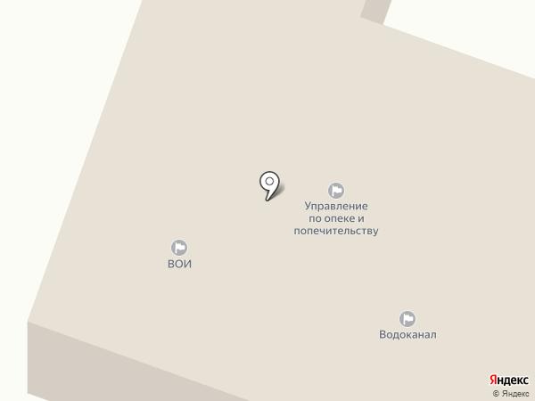 Отдел судебных приставов по Кировскому муниципальному району на карте