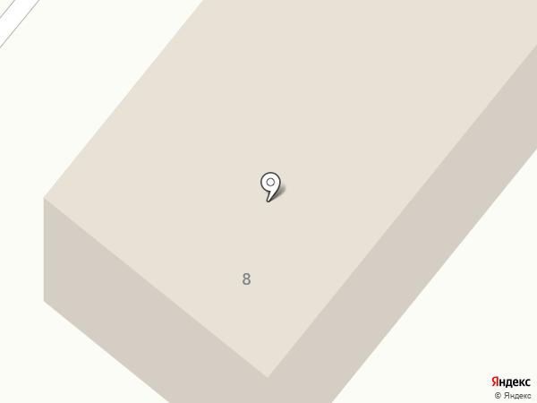 Астро на карте