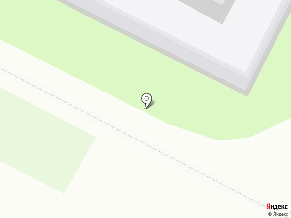 Киоск по продаже печатной продукции на карте