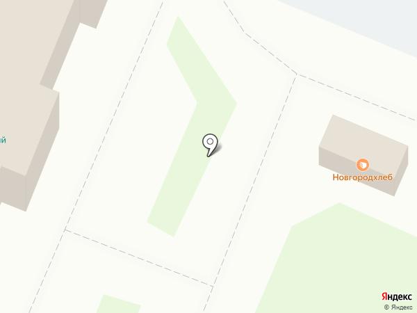 Сытный дом на карте