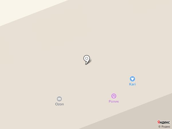SAF на карте