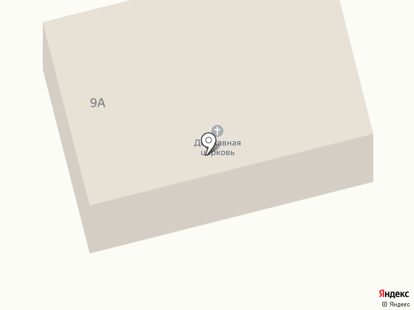 Храм в честь Державной иконы Божией Матери на карте