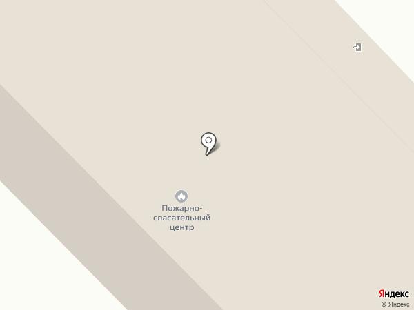 Управление главной противопожарной службы МЧС Смоленской области на карте