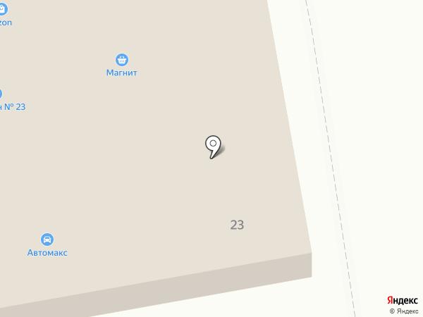 Линия ковки на карте
