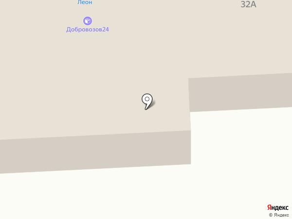 Peugeot на карте