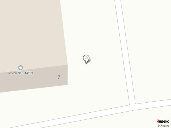 Участковый пункт полиции в пос. Печерск на карте