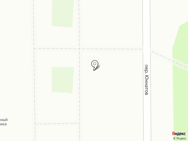 ФПК Мегаполис на карте