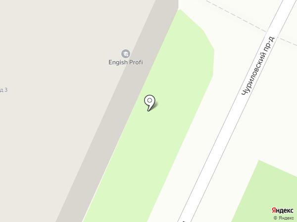 Смолпаломник-тур на карте