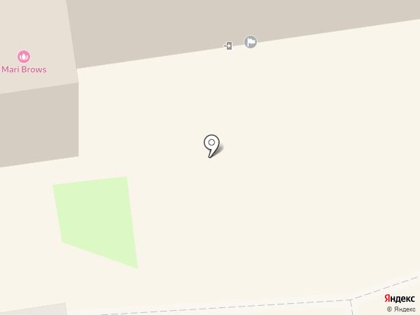 Лиахим на карте