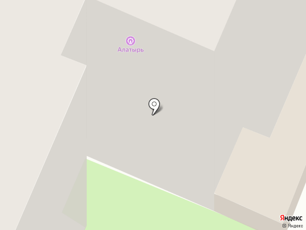 Магазин продуктовый на карте